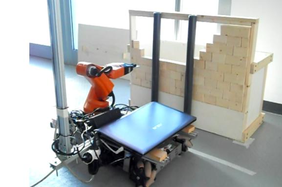 Toward Autonomous Robots for Demolitions in Unstructured Environments