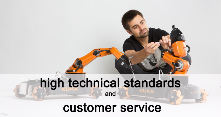 youBot customer service picture